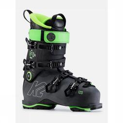 K2 Ski Boot B.F.C. Walk 120 Hv black/green