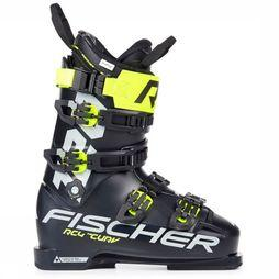 Fischer Chaussure De Ski Rc4 The Curv 120 Vacuum Full Fit Noir/Jaune