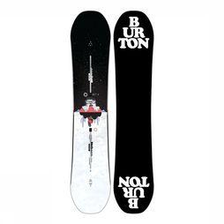 Burton Snowboard Talent Scout black/white
