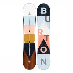 Burton Snowboard Yeasayer white/Assortment