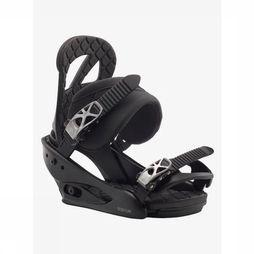 Burton Snowboard Binding Stiletto Reflex black
