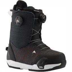 Burton Chaussure De Snowboard Ritual Ltd Boa Step On Noir/Assortiment