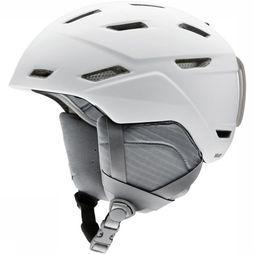 Smith Skihelm Mirage Wit
