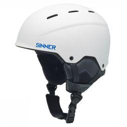 Sinner Skihelm Typhoon Wit