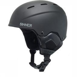 Sinner Ski Helmet Typhoon black