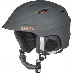 Sinner Ski Helmet Gallix II dark grey