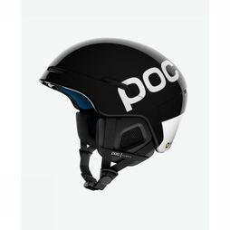 POC Skihelm Obex Backcountry Spin Zwart/Wit