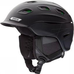 Smith Skihelm Vantage Zwart