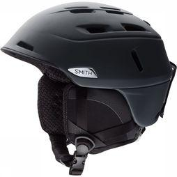 Smith Skihelm Camber Zwart