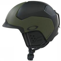 Oakley Ski Helmet Mod5 black/light green