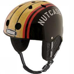 Nutcase Ski Helmet Snow brown/light brown