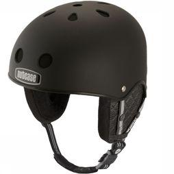Nutcase Ski Helmet Snow black