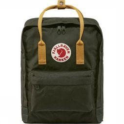 Fjällräven Daypack Kånken dark green/brown