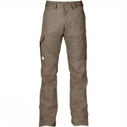 Fjällräven Trousers Karl Pro light brown