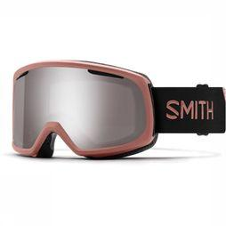 Smith Ski Goggles Riot light pink/silver