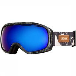 Roxy Ski Goggles Rockferry dark grey/blue