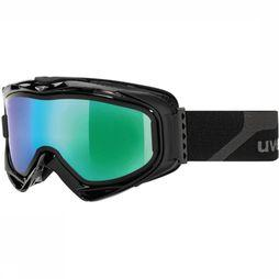 Uvex Ski Goggles GGL 300 TO black