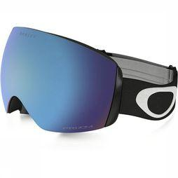 Oakley Skibril Flight Deck XM Zwart/Middenblauw