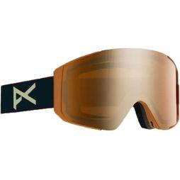 Anon Lunettes De Ski Sync With Extra Rouille/bronze
