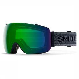Smith Ski Goggles I/O Mag dark blue/green