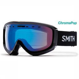 Smith Ski Goggles Prophecy OTG black/mid pink