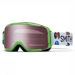 Smith Ski Goggles Daredevil Assortment/mid red