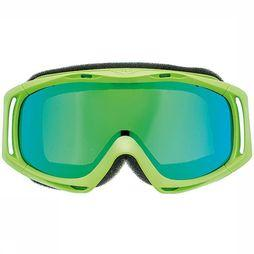 Uvex Ski Goggles Slider JR FM light green