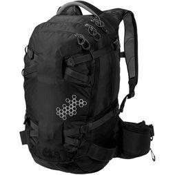 Jack Wolfskin Backpack White Rock 30 Pro black