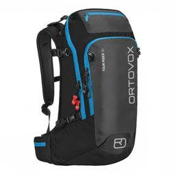 Ortovox Backpack Tour Rider 30 black/blue