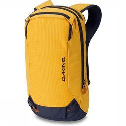 Dakine Backpack Poacher 14L yellow/black