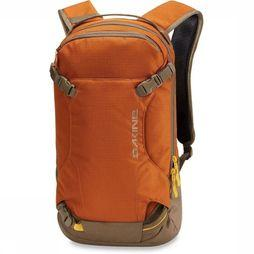 Dakine Backpack Heli Pack 12L bronze