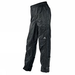 Vaude Trousers Fluid Full-Zip II Black / Black