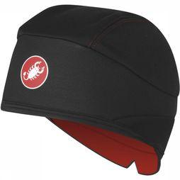 Castelli Couvre-Chef Ws Skully Noir
