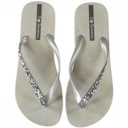 Ipanema Slipper Glam Special Zilver