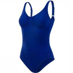 Speedo Bathing Suit Scu Aquagem indigo