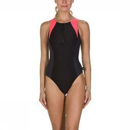 Speedo Bathing Suit E10 Hydrasuit black/red