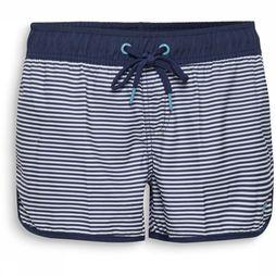 Esprit Short Clearwater Acc Woven Shorts Marineblauw
