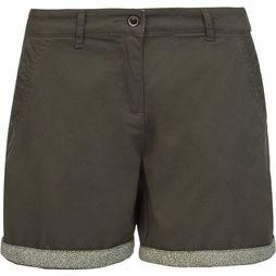 Protest Short Barry Kaki Foncé