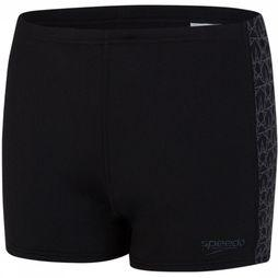 Speedo Slip End Boomstar Splice Aqsh Noir/Gris Clair