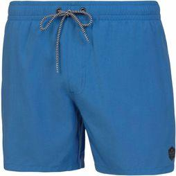 Protest Swim Shorts Dave mid blue
