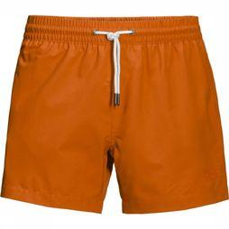 Jack Wolfskin Short De Bain Bay Swim Orange