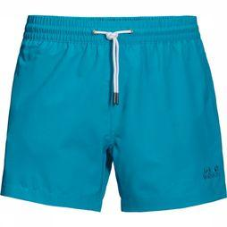 Jack Wolfskin Short De Bain Bay Swim Bleu Clair