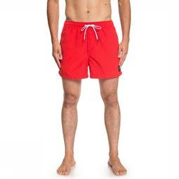 Quiksilver Zwemshort Everyday Volley 15 Rood