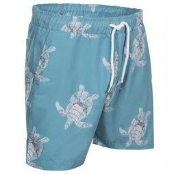 Oceans Swim Shorts Bondi blue