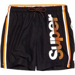 Superdry Swim Shorts State Volley black