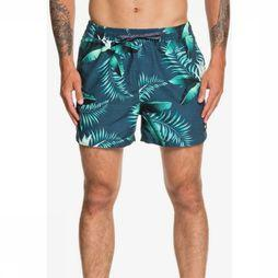 Quiksilver Short De Bain Poolsider Volley 15 Bleu
