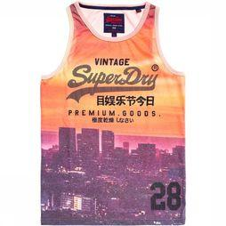 Superdry Top  Premium Goods Photographic Assortiment