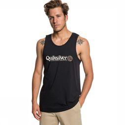 Quiksilver Vëtements Uv Art Tickle Tank Noir