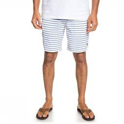 Quiksilver Vëtements Uv Outtaseawalk Blanc/Bleu