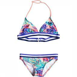Bikini Retro Summer Tri Set